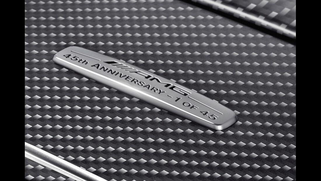 Mercedes SL 65 AMG  45th Anniversary