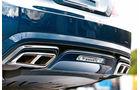Mercedes SL 65 AMG, Auspuff, Endrohr