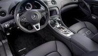 Mercedes SL 65 AMG Black Series - Sportwagen - Innenraum