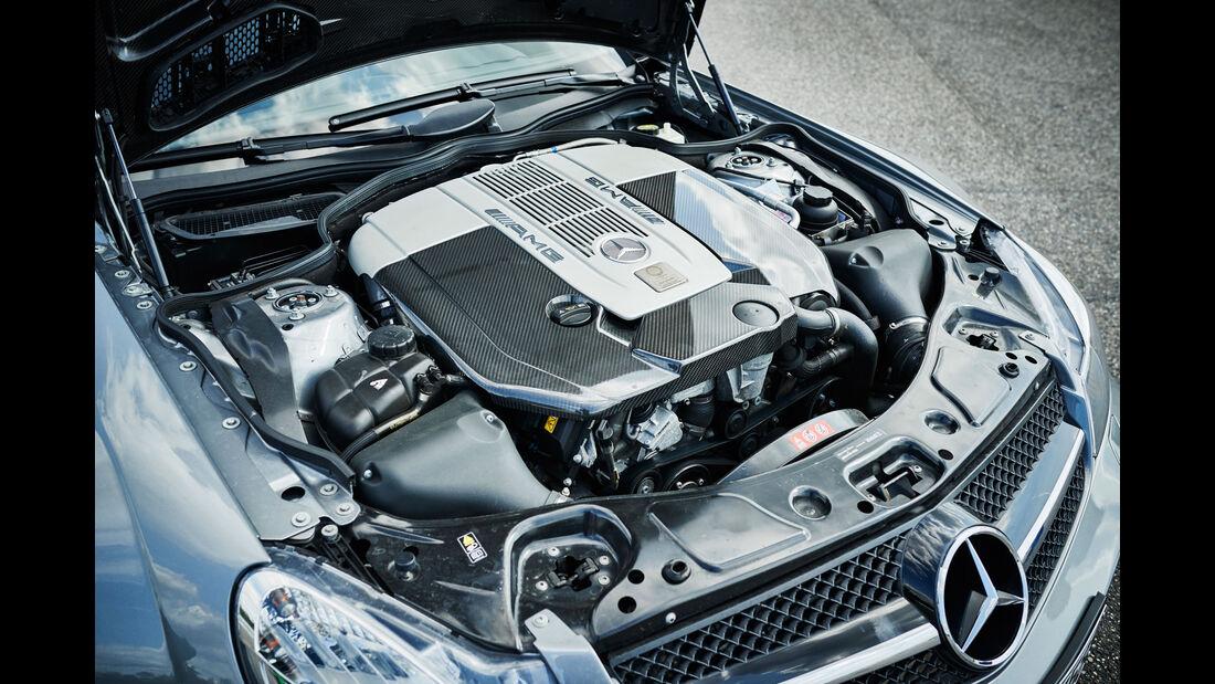 Mercedes SL 65 AMG Black Series - V12-Biturbo - 50 Jahre AMG