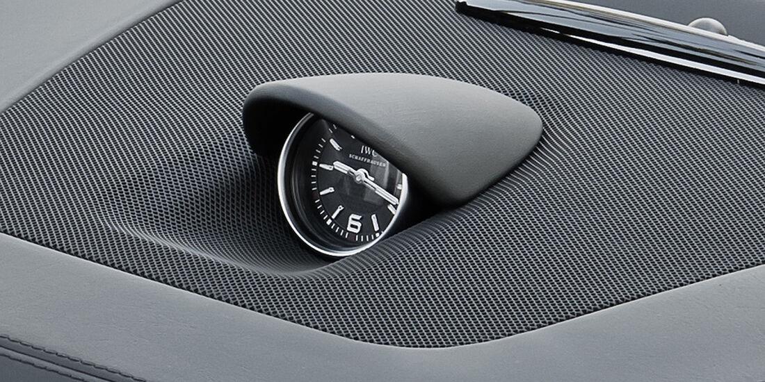 Mercedes SL 65 AMG, Innenraum, Analoguhr