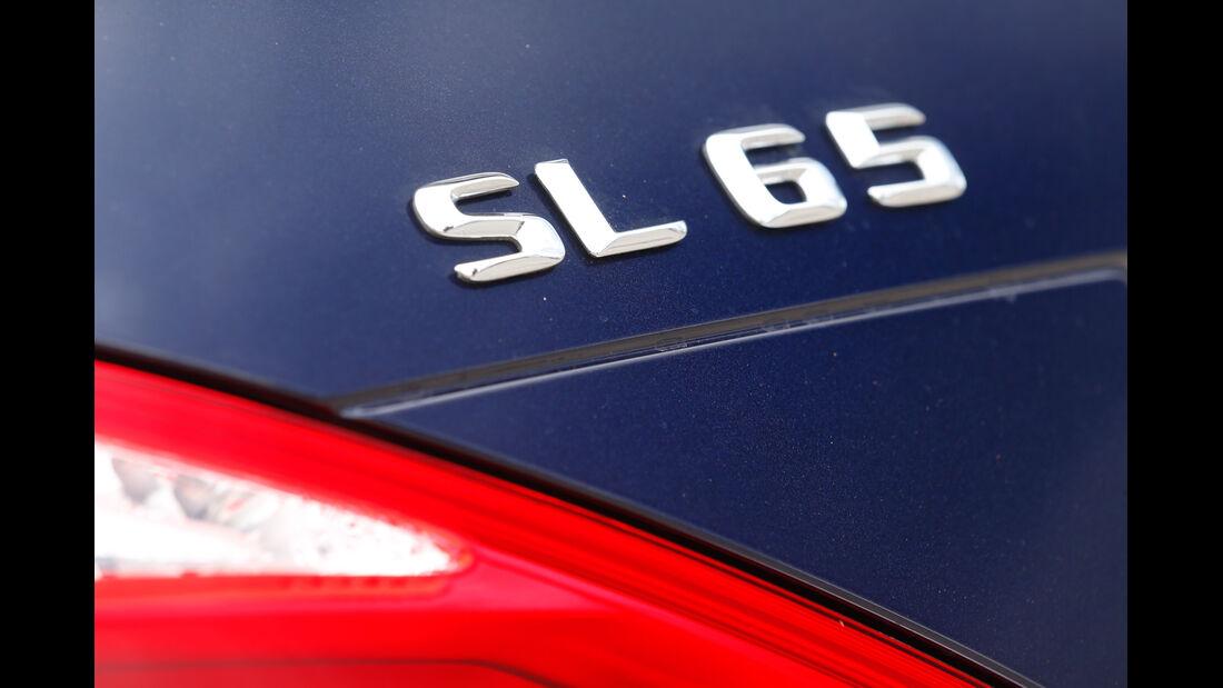 Mercedes SL 65 AMG, Typenbezeichnung