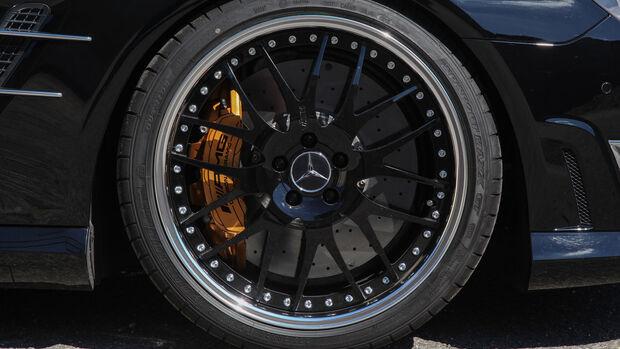 Mercedes SL 65 AMG von Vaeth Tuning Väth