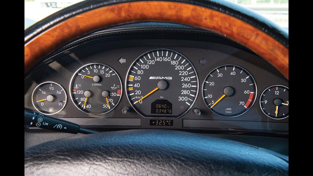 Mercedes SL 73 AMG (1999)