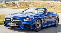 Mercedes SL, Best Cars 2020, Kategorie H Cabrios