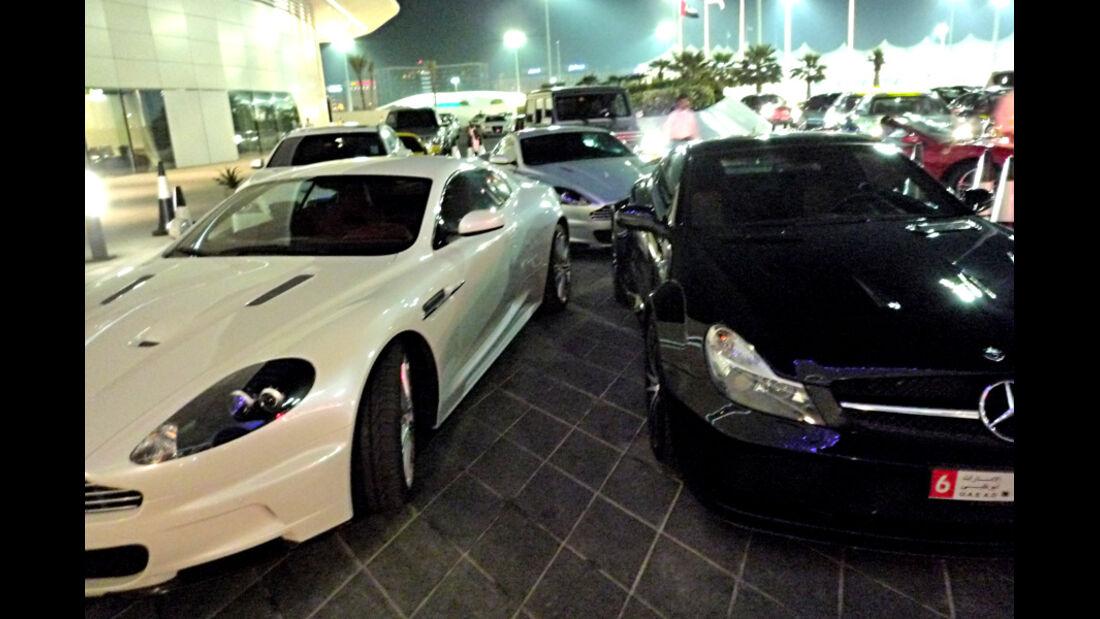 Mercedes SL Black Series Abu Dhabi