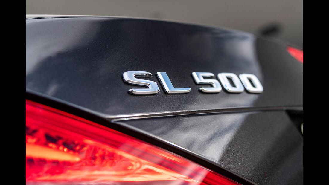 Mercedes SL Grand Edition (2019)