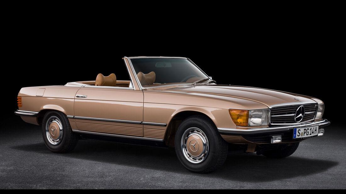 Mercedes SL Historie (1954-2021) R 107