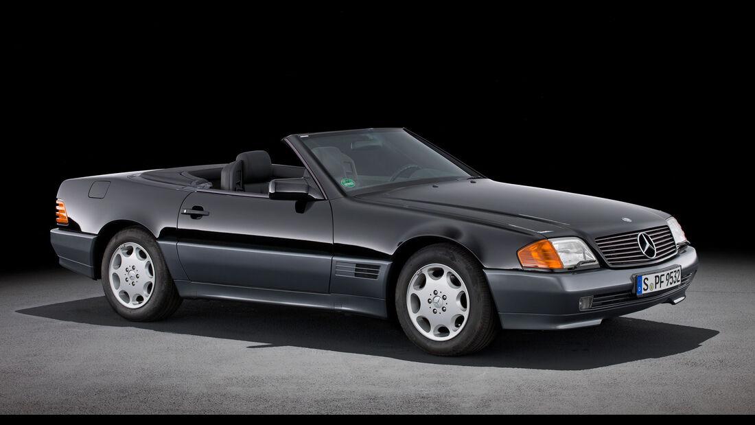 Mercedes SL Historie (1954-2021) R 129