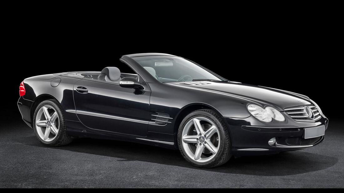 Mercedes SL Historie (1954-2021) R 230