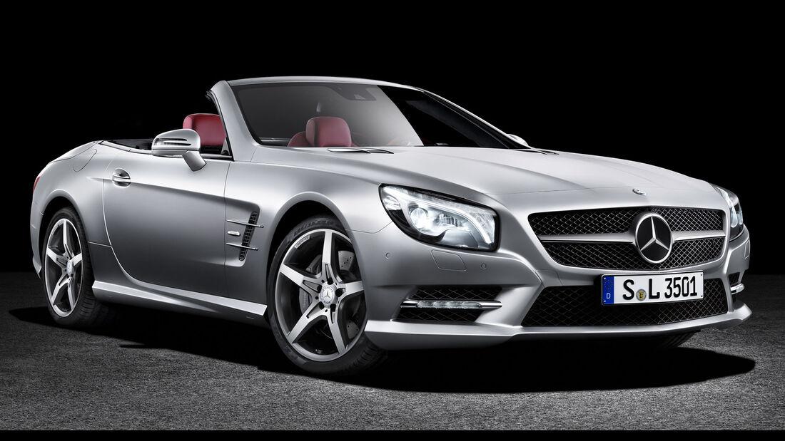 Mercedes SL Historie (1954-2021) R 231