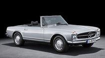 Mercedes SL Historie (1954-3031) Pagode