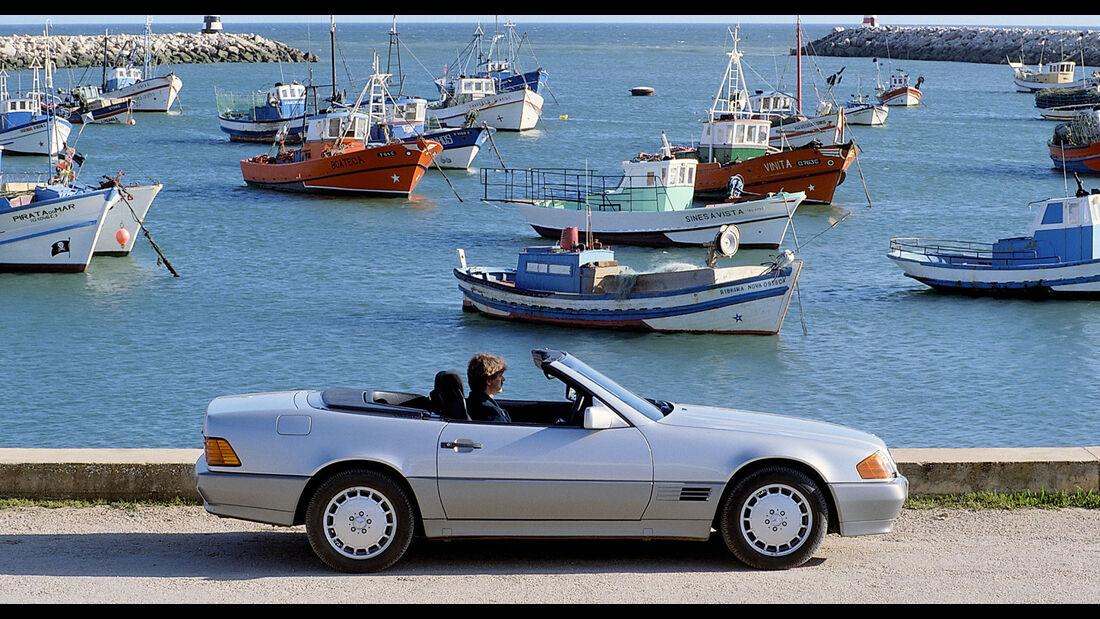 Mercedes SL R 129 (1989-1993)