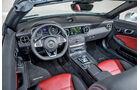 Mercedes SLC 300, Cockpit