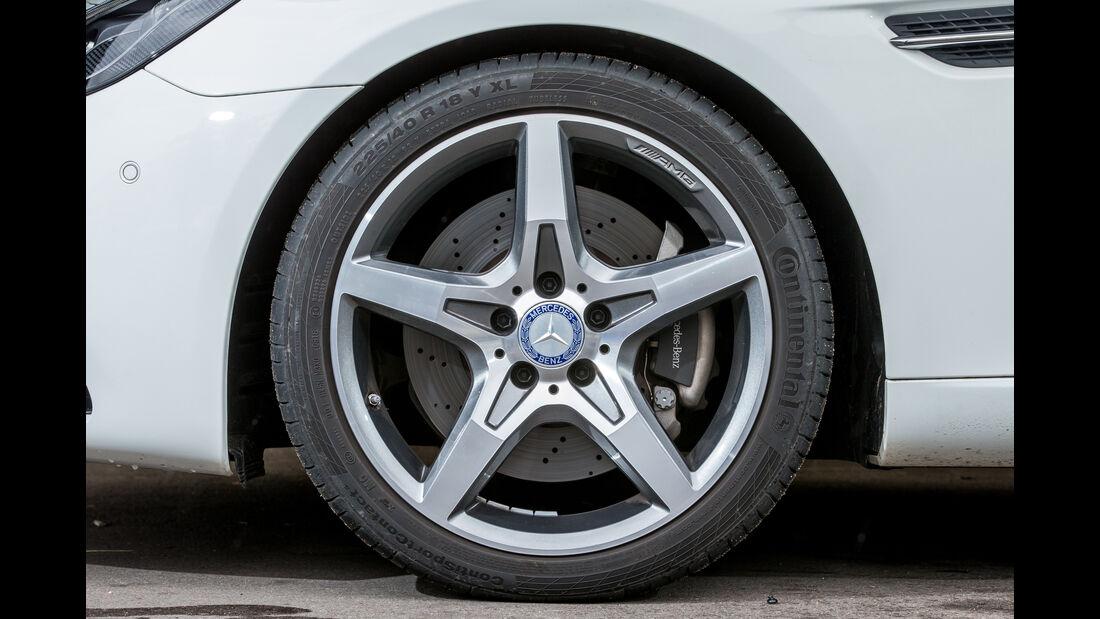 Mercedes SLC 300, Rad, Felge