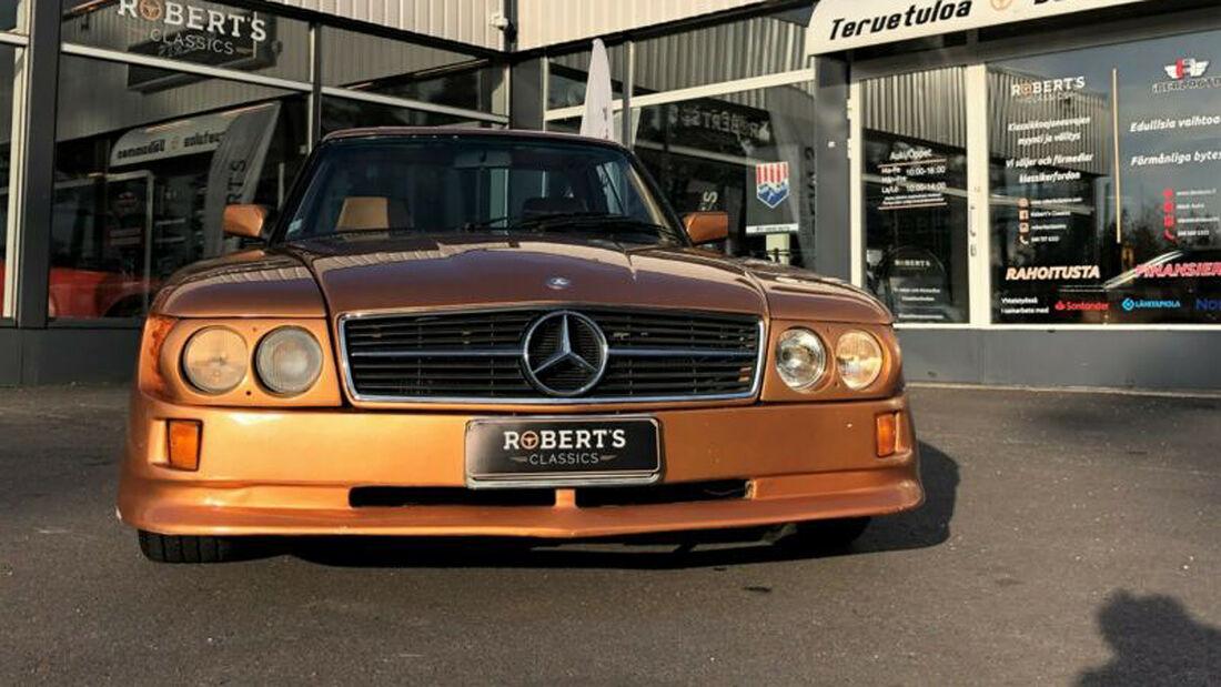 Mercedes SLC 350 V8 Widebody