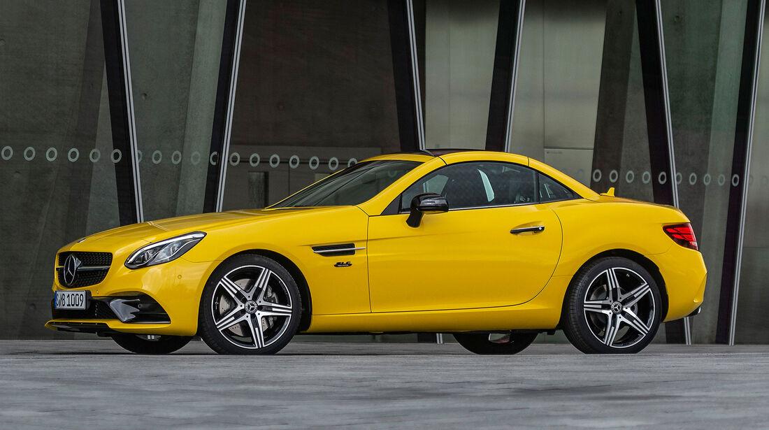 Mercedes SLC R 172 Final Edition (2019)
