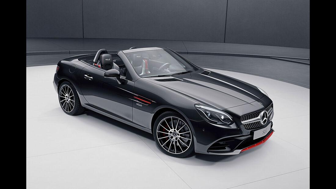 Mercedes SLC RedEdition
