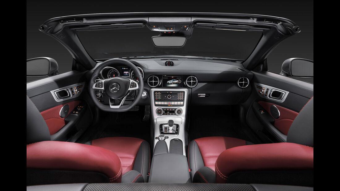 Mercedes SLC Sperrfrist 16.12.