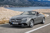 Mercedes SLC Sperrfrist 16.12.