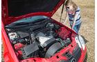 Mercedes SLK 200, Motor