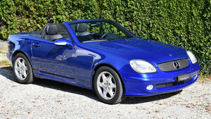 Mercedes SLK 230 Kompressor (2000)