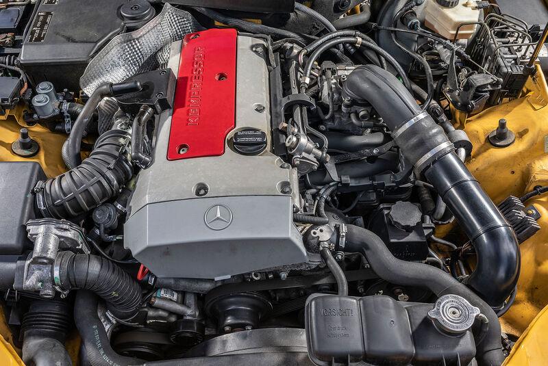 Mercedes SLK 230 Kompressor R 170 (1998)