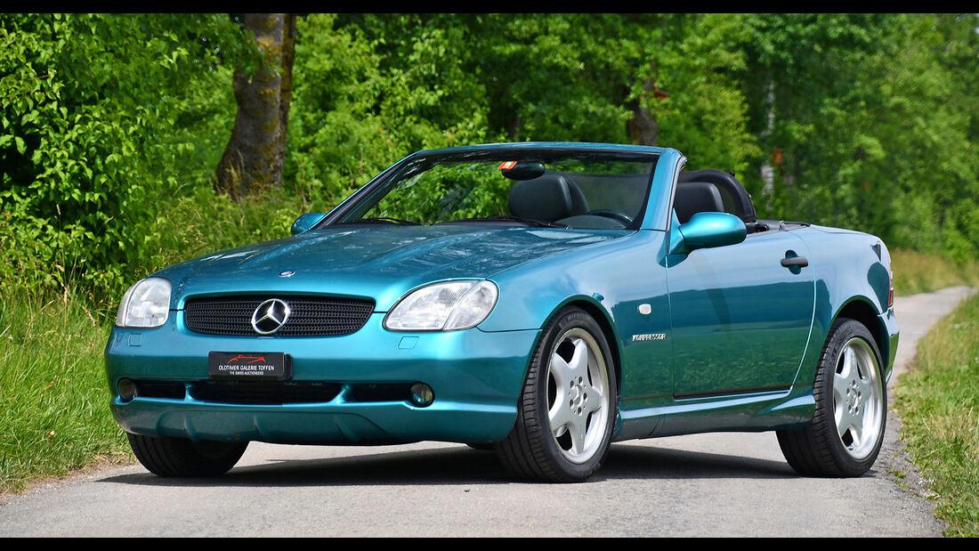 Mercedes SLK 230 Kompressor R170 (1998)