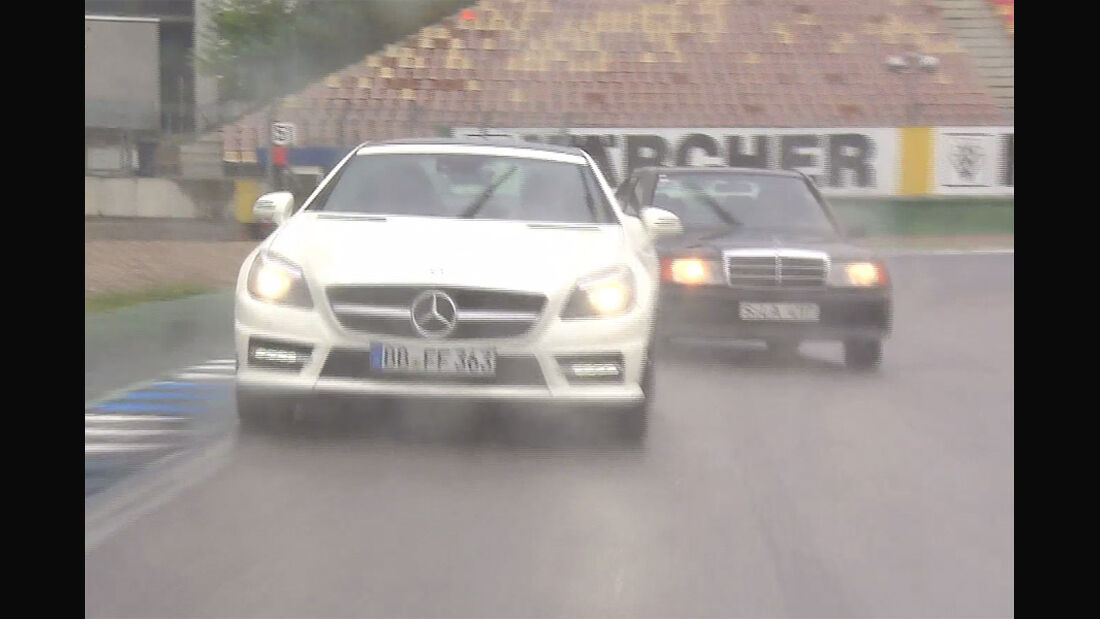 Mercedes SLK 250 CDI Ellen Lohr 190 2.5-16V Evo