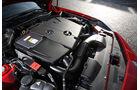 Mercedes SLK 250 CDI, Motor