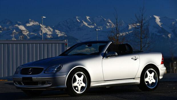 Mercedes SLK 320 (2001)