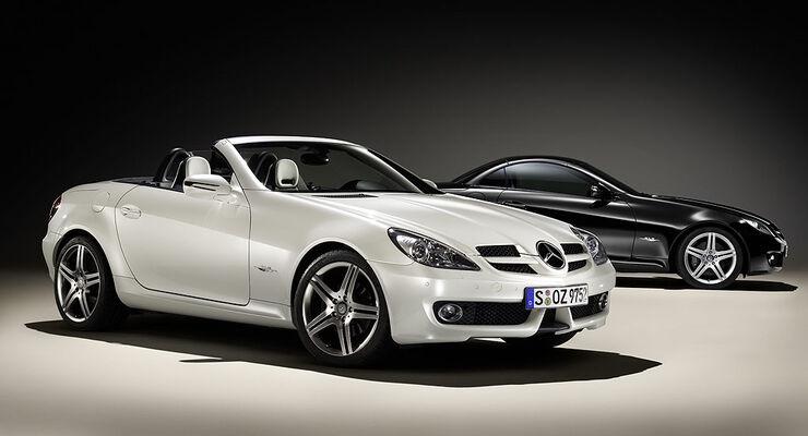Mercedes SLK 350 2Look