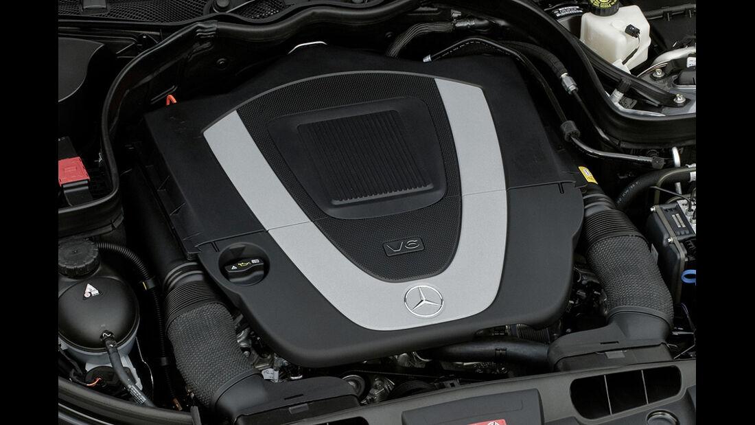 Mercedes SLK 350 CGI Motor