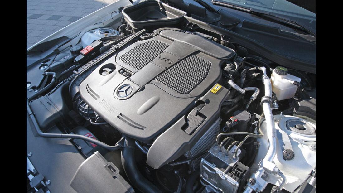 Mercedes SLK 350, Motor