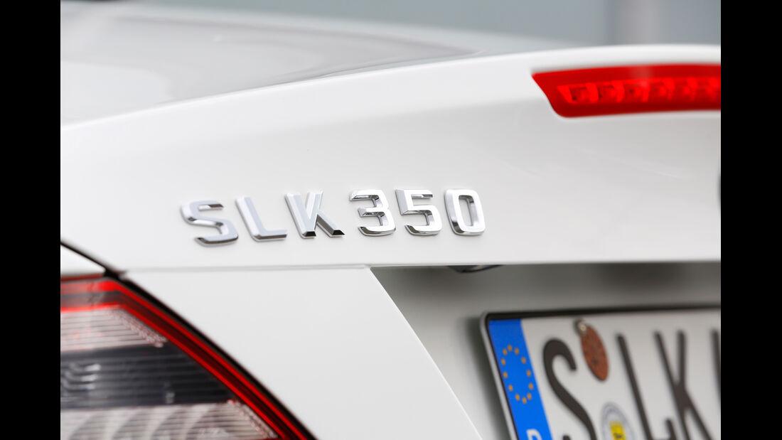 Mercedes SLK 350, Typenbezeichnung