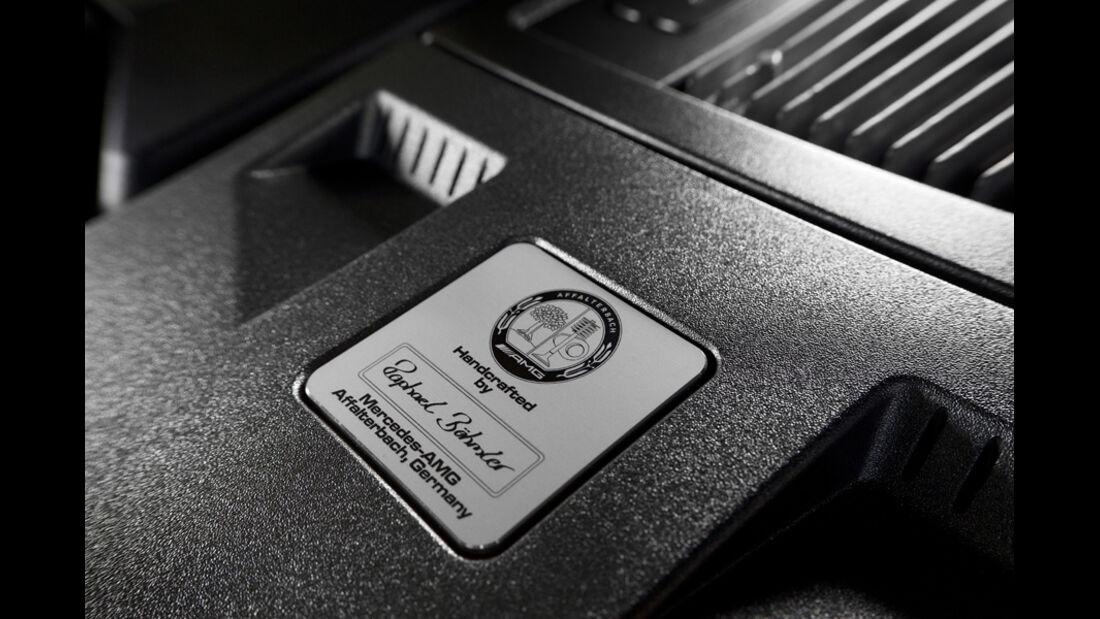 Mercedes SLK 55 AMG, Emblem