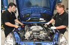 "Mercedes SLK 55 AMG: Tune Up; Folge 3: Mit Hardtop als Sondermodell ""Black Series"" 02"