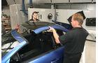 "Mercedes SLK 55 AMG: Tune Up; Folge 3: Mit Hardtop als Sondermodell ""Black Series"" 05"