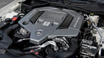 Mercedes SLK 55 AMG, V8, Motor