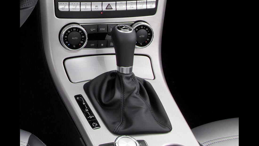 Mercedes SLK Automatikwählhebel