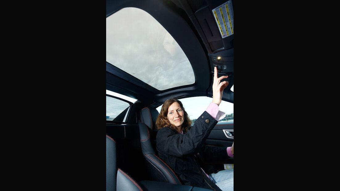 Mercedes SLK BlueEFFICIENCY, Anja Wassertheurer