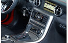 Mercedes SLK BlueEFFICIENCY, Mittelkonsole, Schalthebel