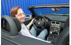 Mercedes SLK, Cockpit