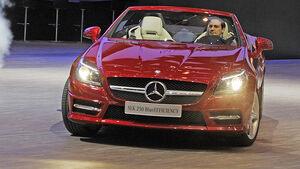 Mercedes SLK Genf 2011