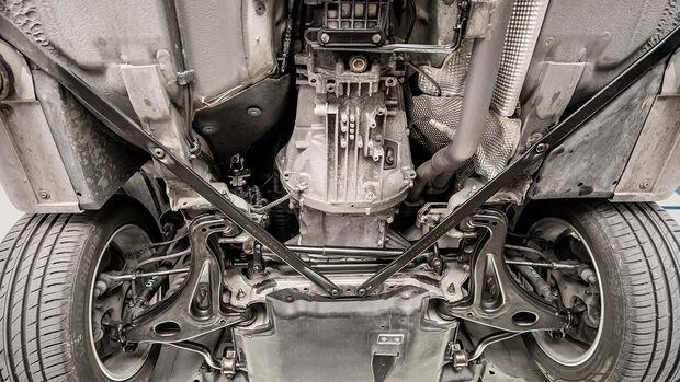 Mercedes SLK R171, Gebrauchtwagen-Check, asv1517