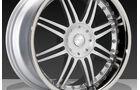 Mercedes SLK R172 Accurian RS, Felge Phantomsilber