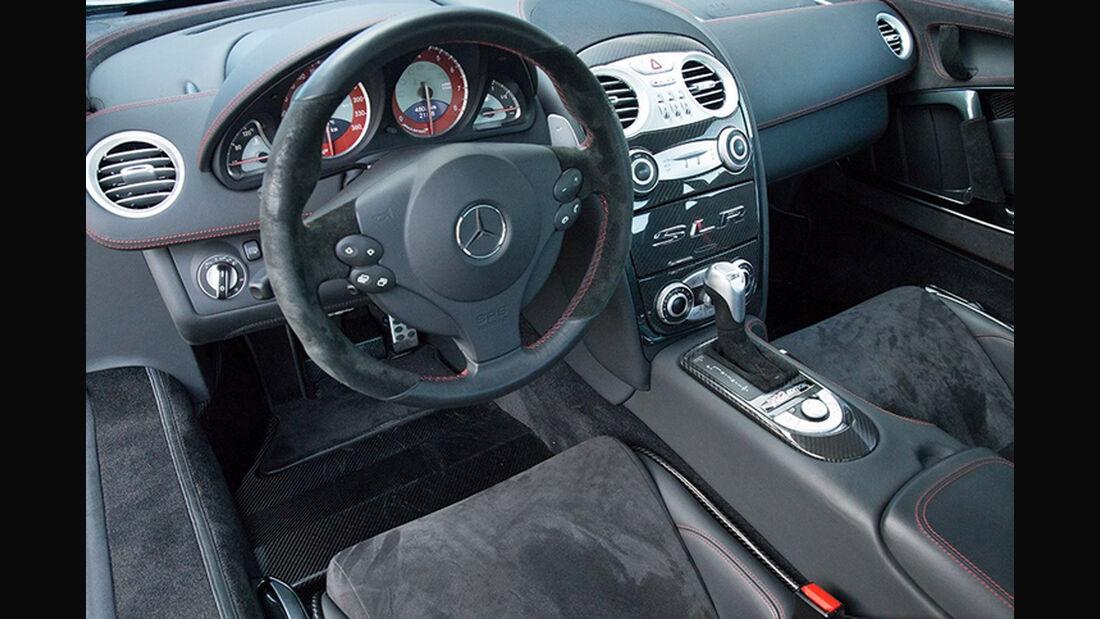 Mercedes SLR 722 Coupé bei Auctionata-Auktion, Mercedes-Benz-Only