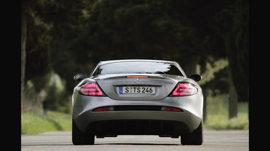 "Mercedes SLR ""722 Edition"" 03"