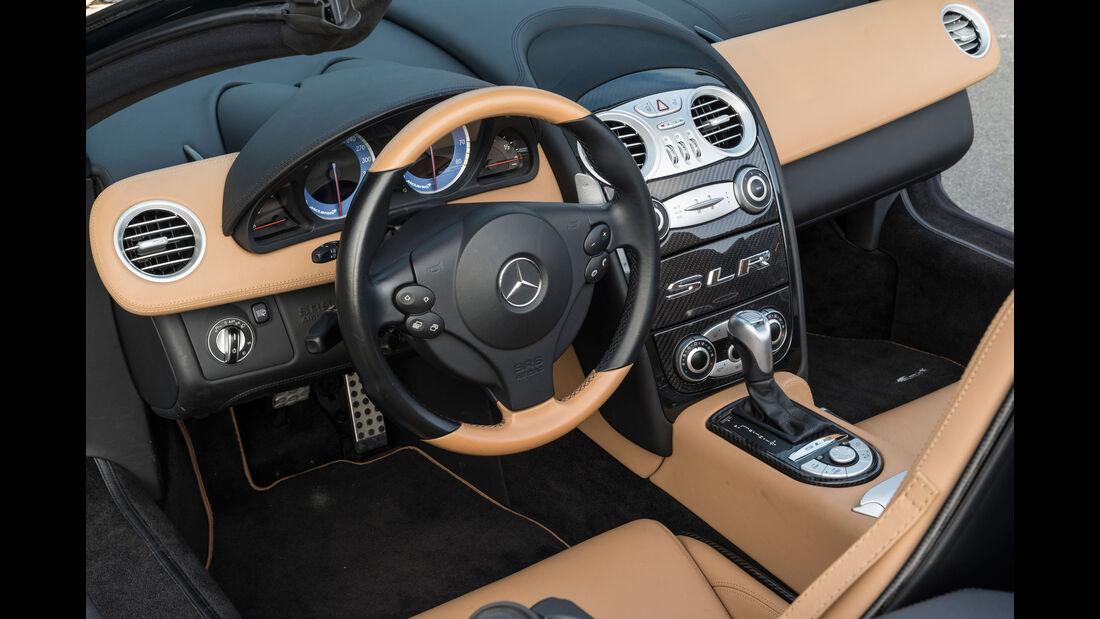 Mercedes SLR McLaren - Supersportwagen - V8 mit Kompressor