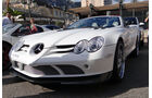 Mercedes SLR Roadster - Car Spotting - Formel 1 - GP Monaco - 24. Mai 2013